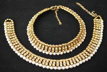 Bolloywood traditional anklets, payal