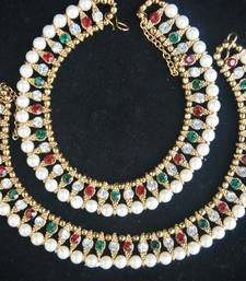 Bollywood traditional anklets, payal