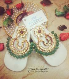 Buy Hari Kathputli Earings danglers-drop online