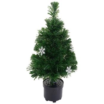 Beautiful Revolving Decorative Christmas Tree