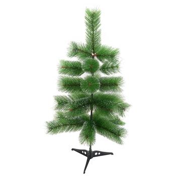 Wonderful Green Decorative Christmas Tree