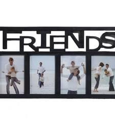 Buy Fantastic Black Photo Frame for Friends photo-frame online
