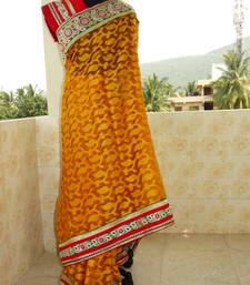Buy Party wear & wedding saree jacquard-saree online