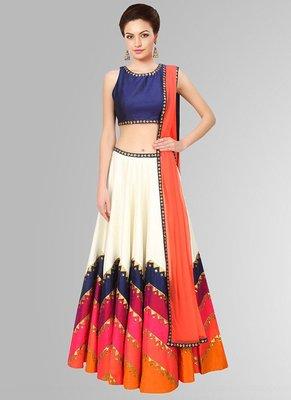 9af96b0792a Fashionlife digital printed hungama silk lehenga choli dn09 ...