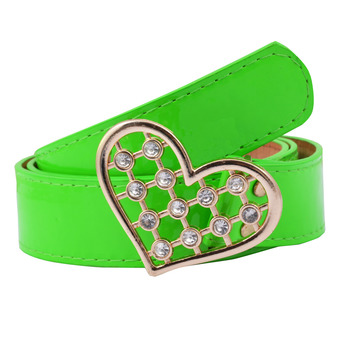 """ Green Color"" Belt Combo For Womens"