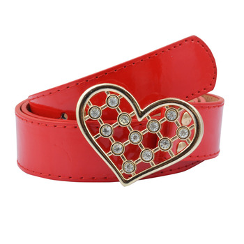 """"""" Red Color"""" Belt Combo For Womens"""