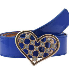 """Buy """" Blue Color"""" Belt Combo For Womens gifts-for-sister online"""