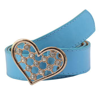 """ Blue Color"" Belt Combo For Womens"