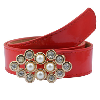 """Red Color"" Belt Combo For Womens"