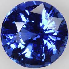 6.5975ct Blue Sapphire Precious loose-gemstones