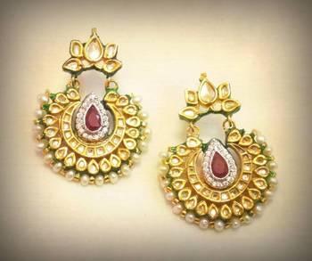 Ruby Indryanii - Earings