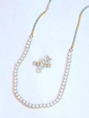 Royal elegant bridal wear set 1064