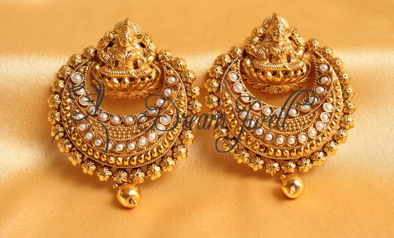 862796d554b40 Gorgeous kemp ram leela earrings
