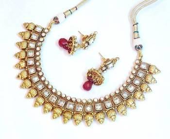 Royal elegant bridal wear set 1085