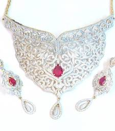 Royal elegant bridal wear set 1103