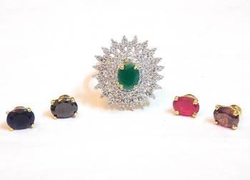 Queen's royal bridal ring no 1003
