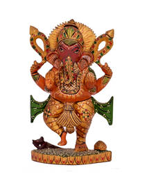 Buy god of good luck handmade dancing gansha statue idol for Good luck home decor