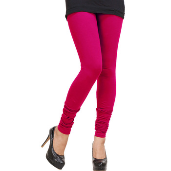 Pretty Pink Churidar Komal Cotton Leggings 212