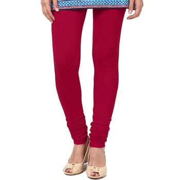Magenta Churidaar Komal Cotton Leggings 230