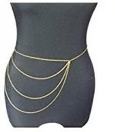 Buy Waist Belt Belly Body Chain Jewelry women-ethnic-wear online