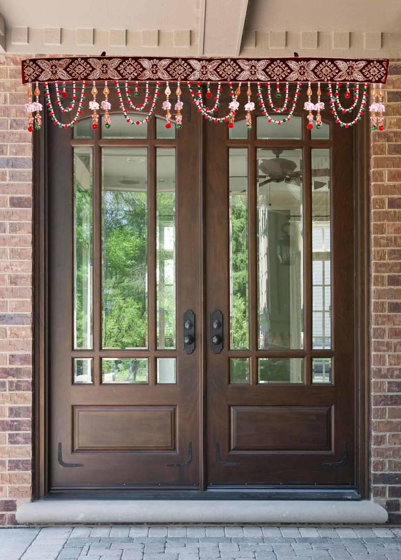 Buy Handmade Handicrafts Elephant Hanging Door Tora Home Decor Online