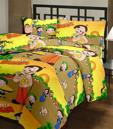 Buy Cotton Baby Cartoon Single Bed AC Quilt / Dohar quilt online