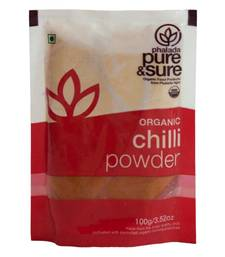 Buy Phalada's organic chilli powder hot masala-spice-mix online