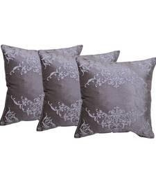 Set Of 3 Velvet Cushion Covers