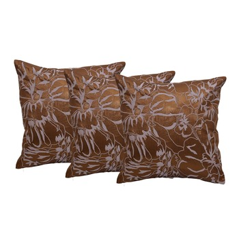 Set Of 3 Contemporary Cushion Covers