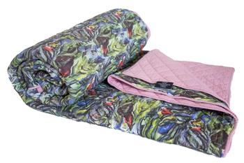 Printed Blanket Single Bed Jaipur Rajai Cotton Quilt