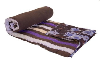 Digital Printed Cotton Quilt Blankets By Reme
