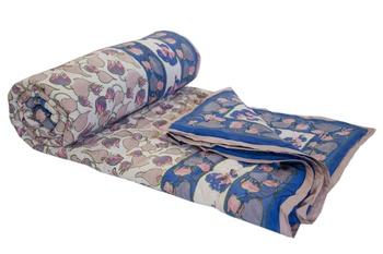 Jaipuri Razai Cotton Quilt By Reme