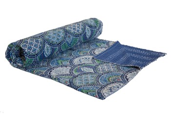 Reme Organic Cotton Dohar / Ac Blankets/ Ac Quilts