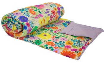 Digital Printed Cotton Quilts Blankets By Reme
