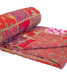 Buy Patch work Cotton quilt quilt online