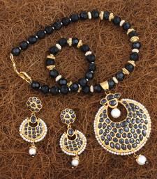 Buy polkisetno970 necklace-set online
