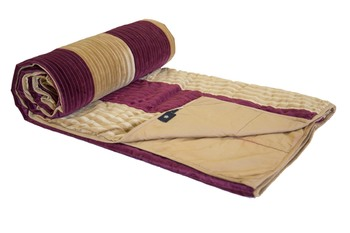 Velvet Blanket Double Bed Quilt By Reme