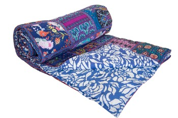 Patch Work Cotton Quilt And Dohar Summer (150 Gsm)