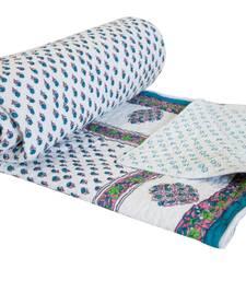 Jaipuri Razai Cotton Blankets By Reme