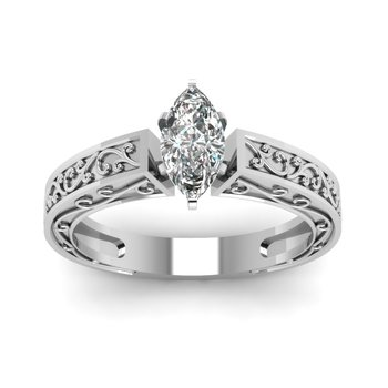 Fred Meyer Jewelers  2 ct Diamond Solitaire Engagement Ring