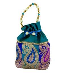 Buy Goldencollections Elegant Hand Pouch potli-bag online