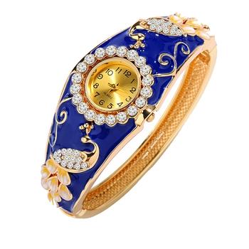 Blue cubic zirconia bracelets