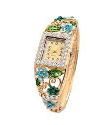 Buy Multicolor cubic zirconia bracelets karva-chauth-gift online
