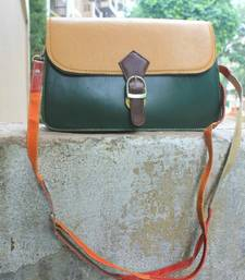 Buy Handmade Leather Bag  handbag online