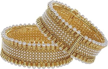 gold plated bangles and bracelets