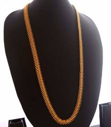 Buy Gold agate necklaces Necklace online