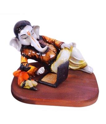 Ganesha on Laptop
