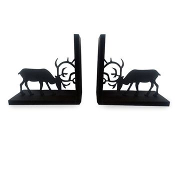 Bulls Book End Table Top