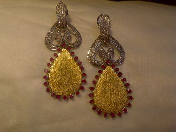 Earring : Baali In Love