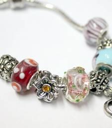 Buy Heart Charm Bracelet bangles-and-bracelet online